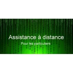 Assistance à distance...